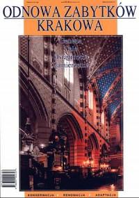 Odnowa zabytków Krakowa - okładka książki