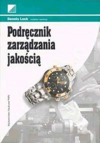 Podręcznik zarządzania jakością - okładka książki
