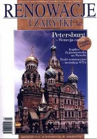 Renowacje i zabytki 01/2005 - okładka książki
