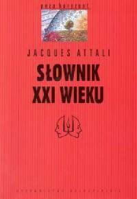 Słownik XXI wieku. Seria: Poza horyzont - okładka książki