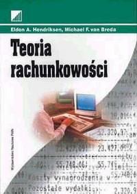 Teoria rachunkowości - okładka książki