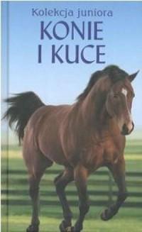 Konie i kuce - okładka książki