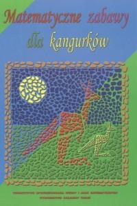 Matematyczne zabawy dla kangurków - okładka podręcznika