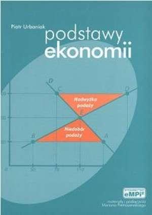 Podstawy ekonomii. Mikro i makroekonomia. - okładka podręcznika