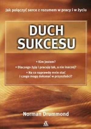 Duch sukcesu - okładka książki