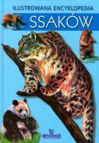 Encyklopedia Ilustrowana Ssaków - okładka książki
