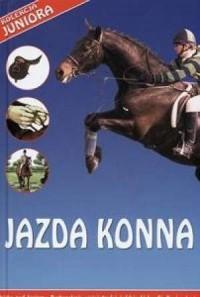 Jazda konna - okładka książki