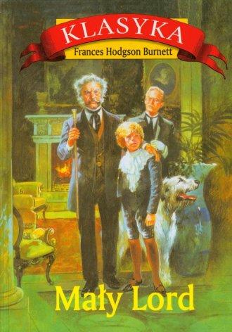 Mały lord - okładka książki