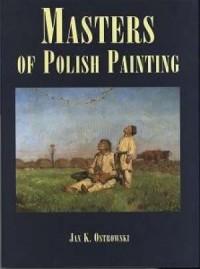 Masters of Polish Painting - okładka książki