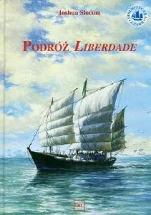 Podróż Liberdade - okładka książki