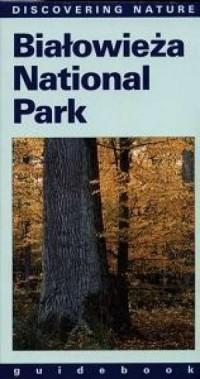 Białowieża National Park - okładka książki