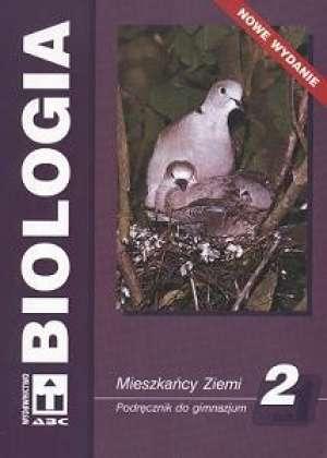 Biologia. Klasa 2. Gimnazjum. Podręcznik. - okładka podręcznika