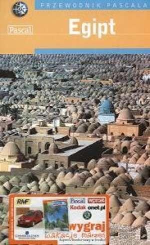 Egipt. Przewodnik Pascala - okładka książki