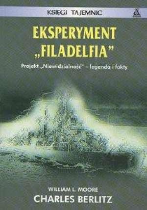 Eksperyment Filadelfia. Projekt - okładka książki