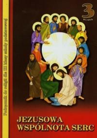 okładka podręcznika - Jezusowa Wspólnota Serc. Klasa