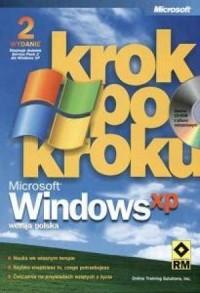 Krok po kroku. Microsoft Windows - okładka książki