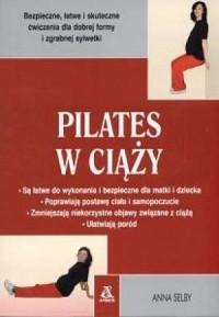 Pilates w ciąży - okładka książki