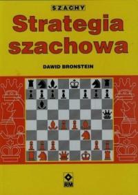 Strategia szachowa - okładka książki