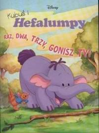Kubuś i Hefalumpy - okładka książki