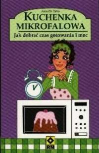 Kuchenka mikrofalowa - okładka książki