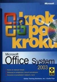 Microsoft Office System 2003. Krok po kroku - okładka książki
