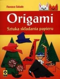 Origami - okładka książki