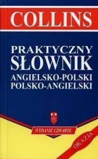 Praktyczny słownik angielsko-polski, polsko-angielski - okładka książki