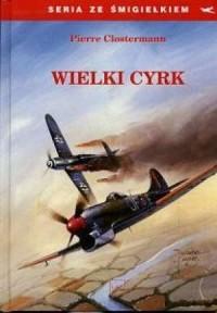 Wielki cyrk - okładka książki
