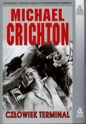 Michael Crichton - Cz³owiek terminal [PDF] [PL]
