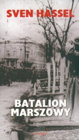 Batalion marszowy - okładka książki