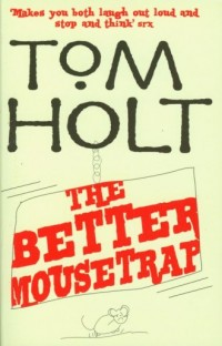 Better Mousetrap - okładka książki