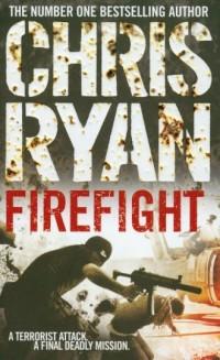 Firefight - okładka książki