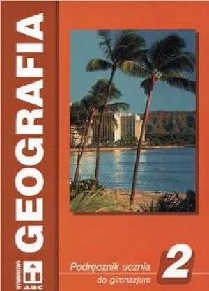 Geografia. Klasa 2. Gimnazjum. - okładka podręcznika