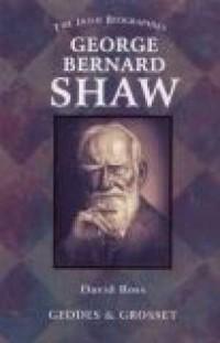 George Bernard Shaw - okładka książki