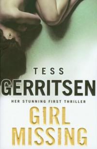 Girl Missing - okładka książki