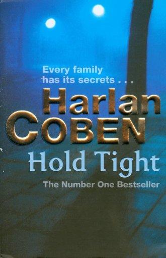 Hold tight - okładka książki