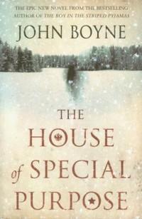 House of Special Purpose - okładka książki