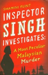 Inspector Singh Investigates - okładka książki