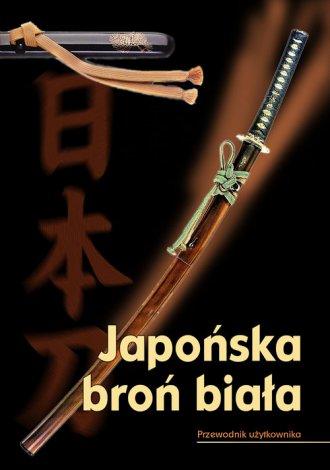 Japońska broń biała - okładka książki