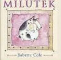 Milutek - okładka książki