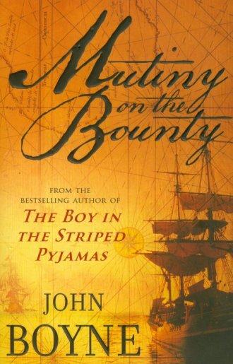 Mutiny on the Bounty - okładka książki