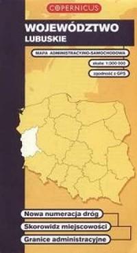 Województwo lubuskie - okładka książki