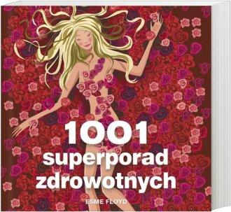 1001 superporad zdrowotnych - okładka książki
