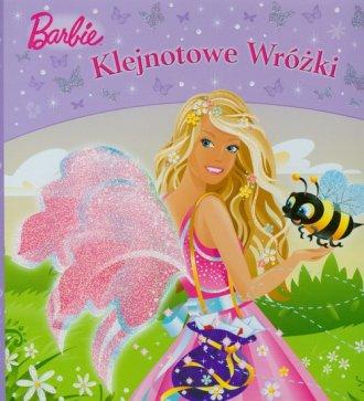 Barbie. Klejnotowe wróżki - okładka książki
