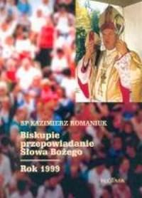 Biskupie przepowiadanie Słowa Bożego - okładka książki