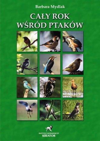 Cały rok wśród ptaków - okładka książki
