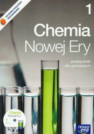 Chemia Nowej Ery 1. Gimnazjum. - okładka podręcznika