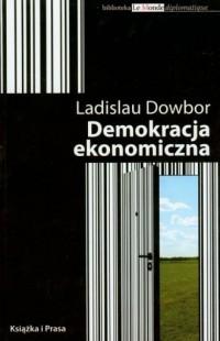Demokracja ekonomiczna - okładka książki