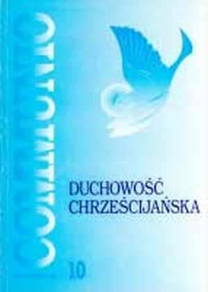 Duchowość chrześcijańska. Seria: - okładka książki