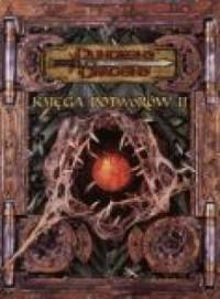 Dungeons & Dragons. Księga Potworów II - okładka książki